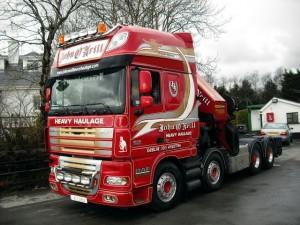 John O'Neill (Heavy Haulage) Transport Services